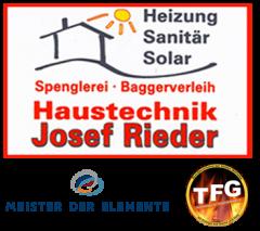 Haustechnik Rieder | Inzell